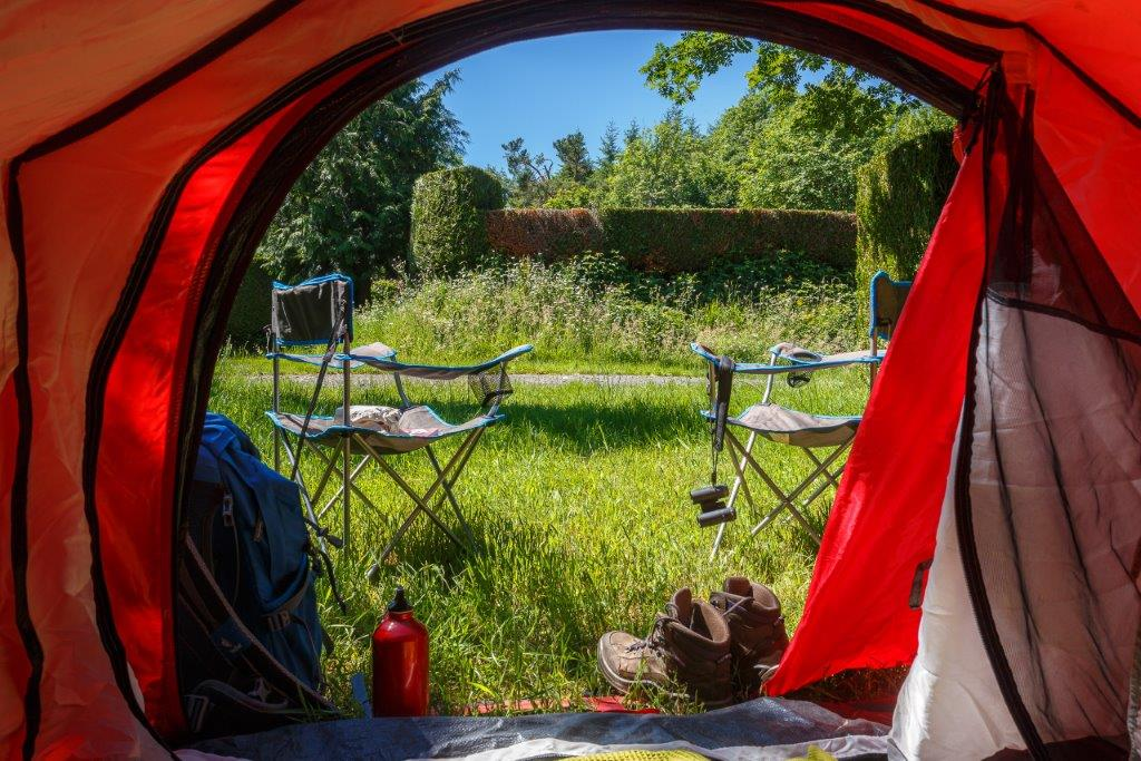 location emplacement camping Auvergne