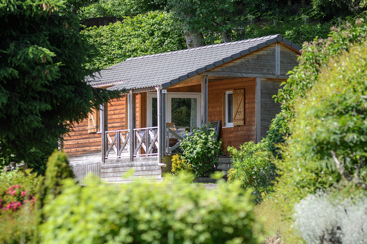 location chalet accessible PMR